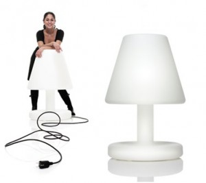 Fatboy lamp