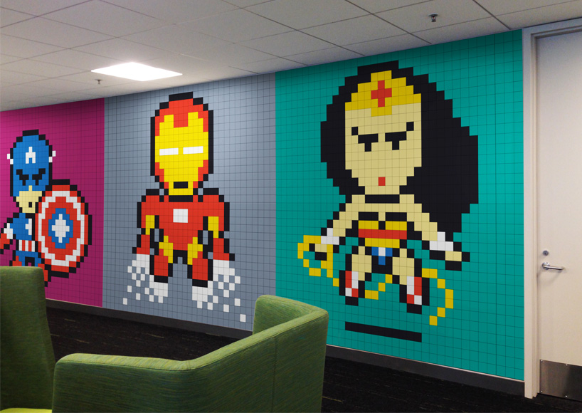 8024-post-its-office-8-bit-superhero-art-designboom-04