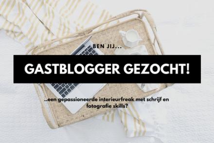 gastblogger gezocht!