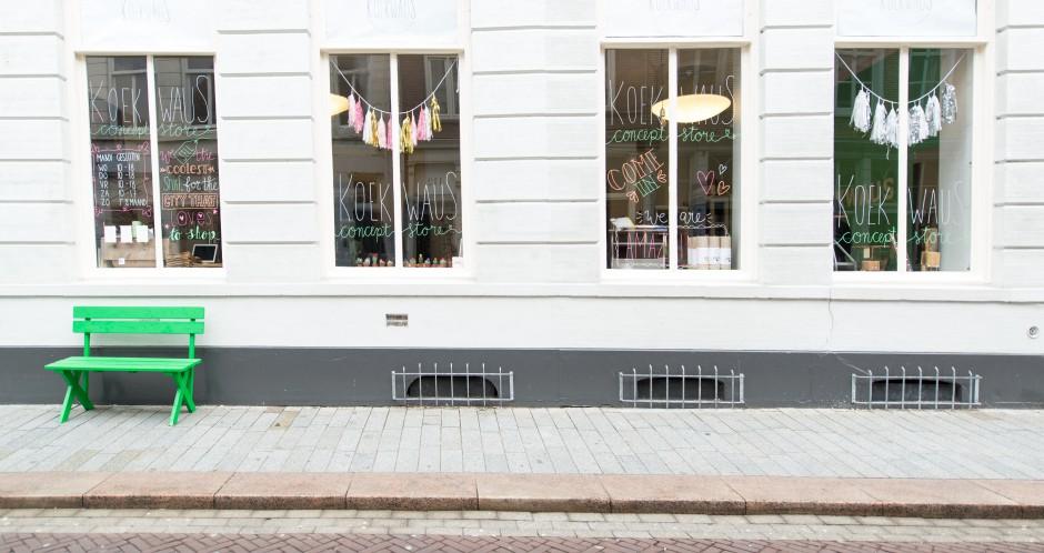 Koekwaus Den Bosch