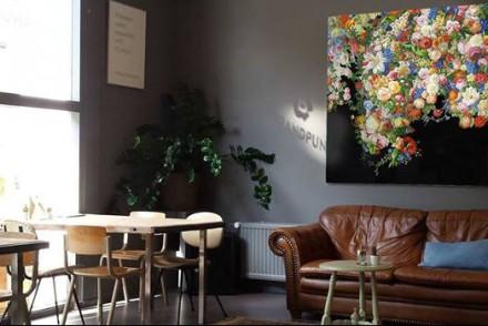 Brandpunt is een culturele ontmoetingsplaats in hartje Breda.