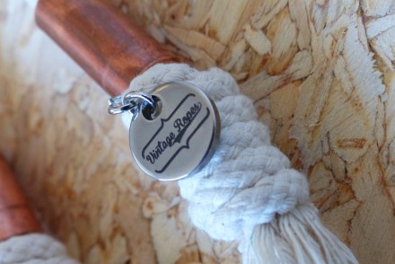 Vintage Ropes zijn handgemaakt
