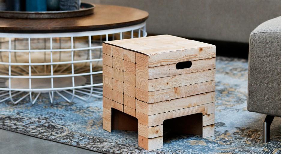 De Dutch Design Chair is het bekendste product van Dutch Design Brand