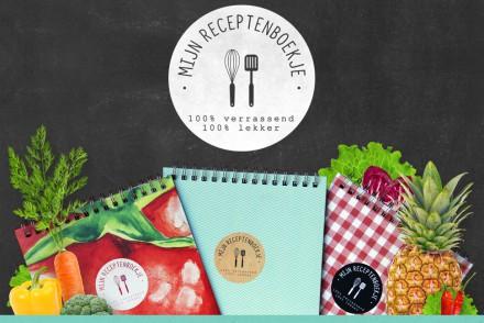Maak een eigen receptenboekje om cadeau te geven