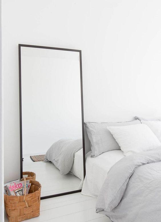De oversized spiegel   Meubeltrack Inspiratie