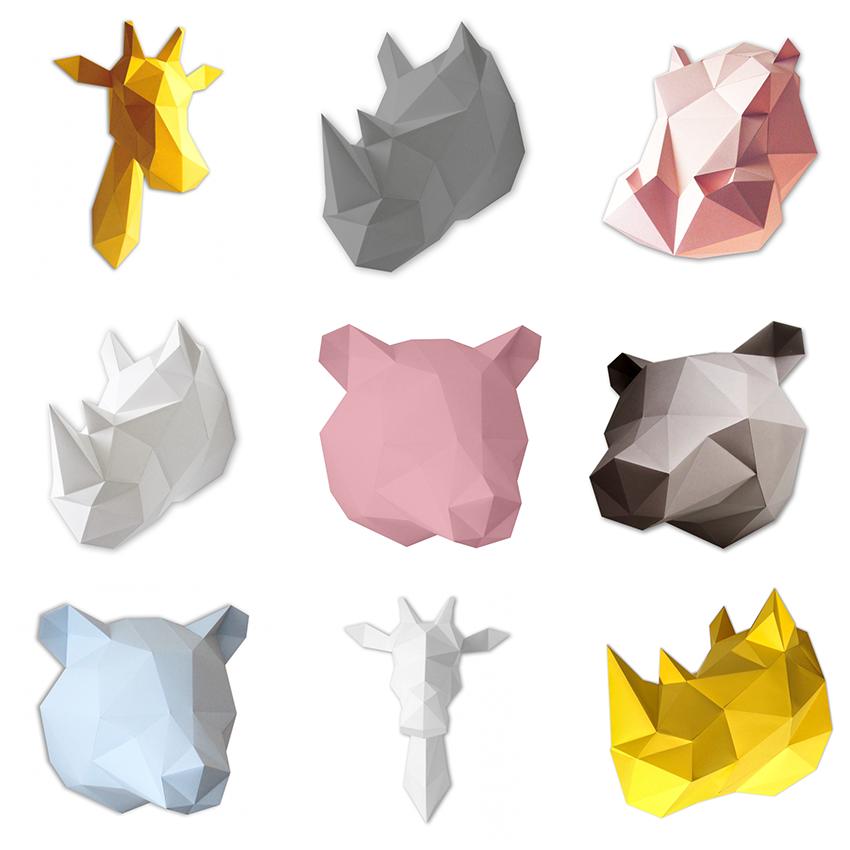9-animal-heads