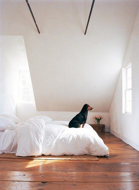 Wegdromen: 12x slaapkamers met een matras op de grond - Meubeltrack ...