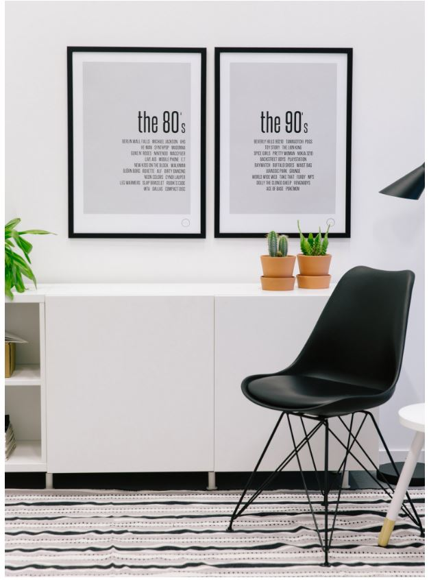 Interieur poster