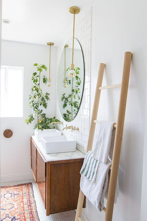 Creatief met houten ladders: 12x inspiratie - Meubeltrack blog