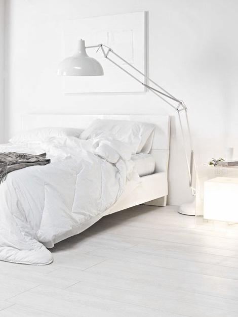het grootse effect van een witte slaapkamer - meubeltrack blog, Deco ideeën
