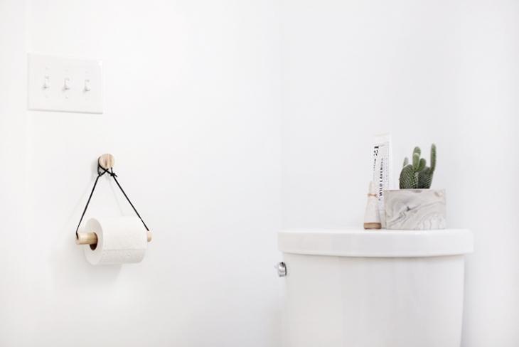 8x Hanglampen Inspiratie : Toilet upgrade bijzondere toiletrolhouders meubeltrack