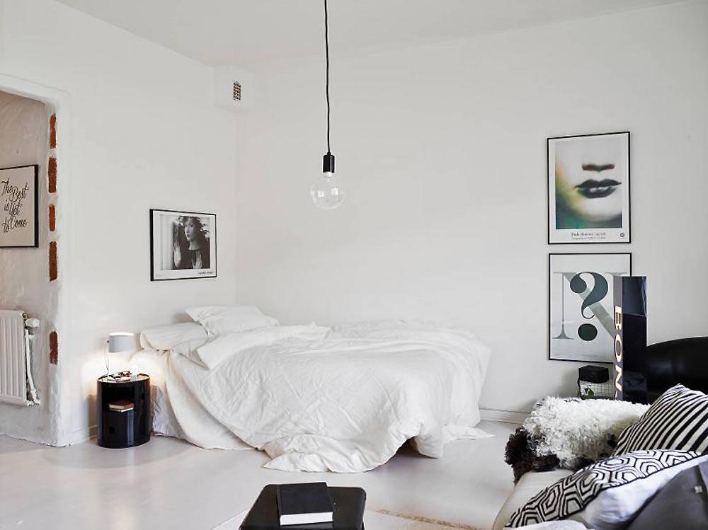 Witte Slaapkamer Inspiratie : Het grootse effect van een witte slaapkamer meubeltrack inspiratie