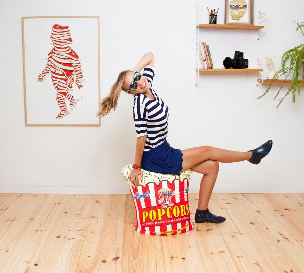 Popcorn setting