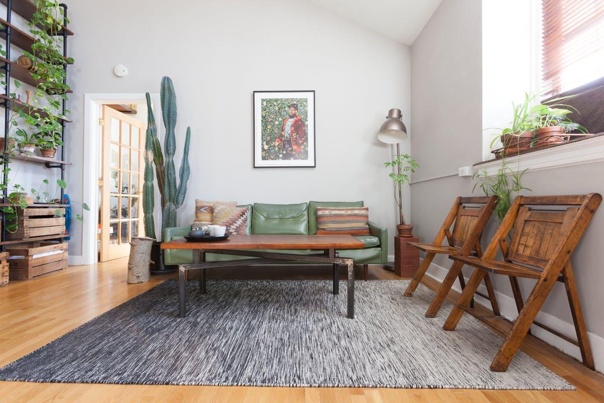 8x Hanglampen Inspiratie : Binnenkijken in een brooklyn loft vol planten meubeltrack inspiratie