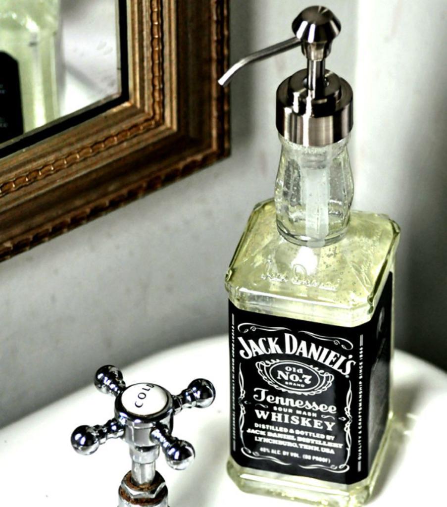 Wonderbaar Genoeg Lege Jack Daniels Flessen #PEM53 - AgnesWaMu RY-25
