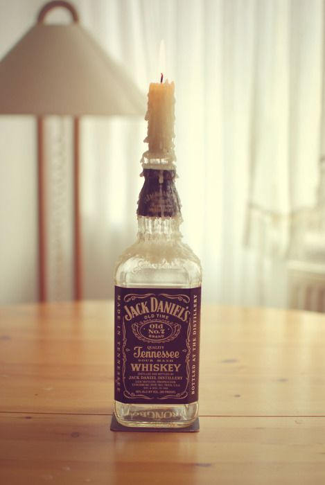 Betere Genoeg Lege Jack Daniels Flessen #PEM53 - AgnesWaMu ZW-84