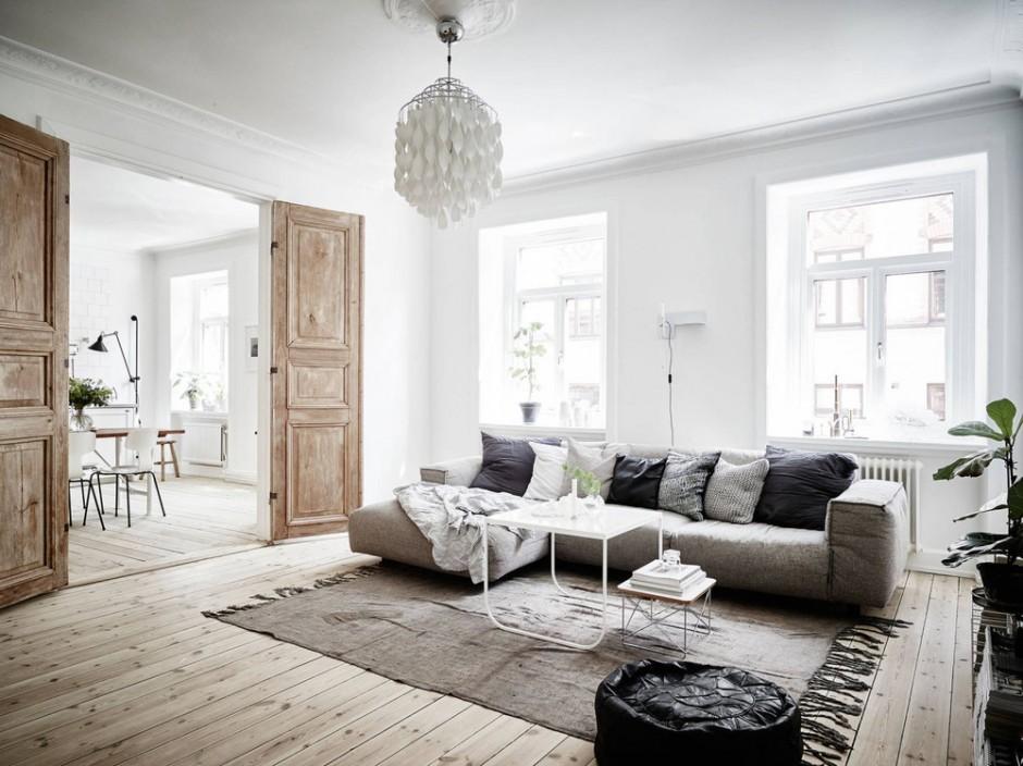 Zwart-wit-hout: een combinatie om van te smullen - Meubeltrack ...
