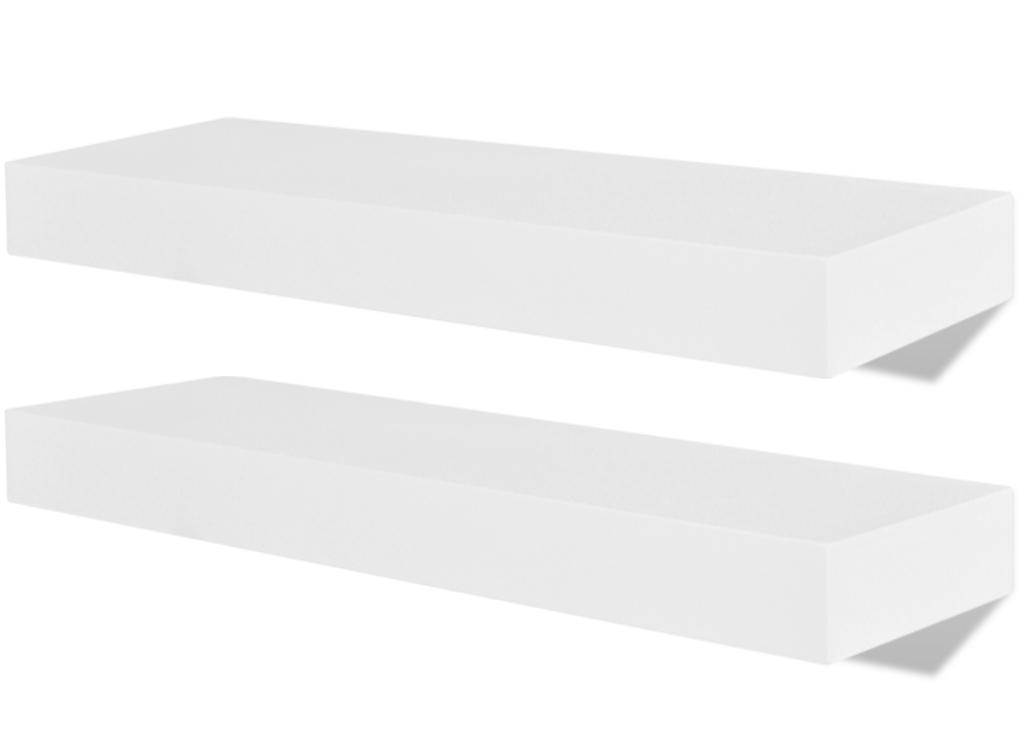 Planken wit