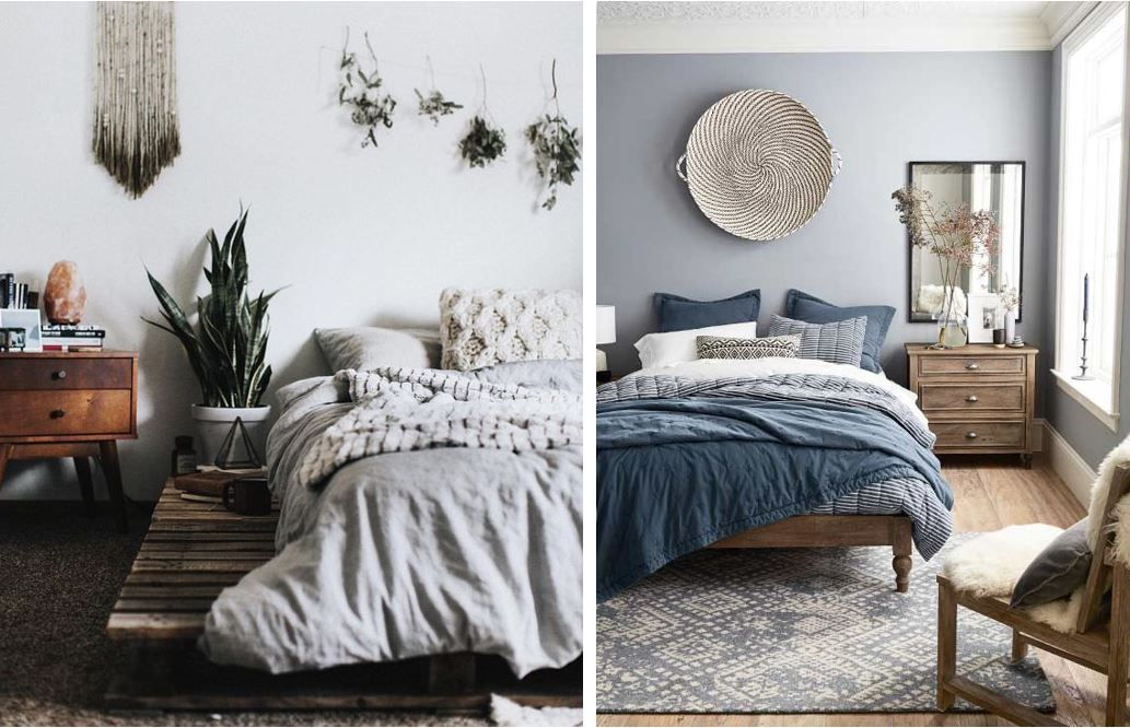 Slaapkamer Inspiratie Landelijk : Landelijk knus in de slaapkamer meubeltrack inspiratie