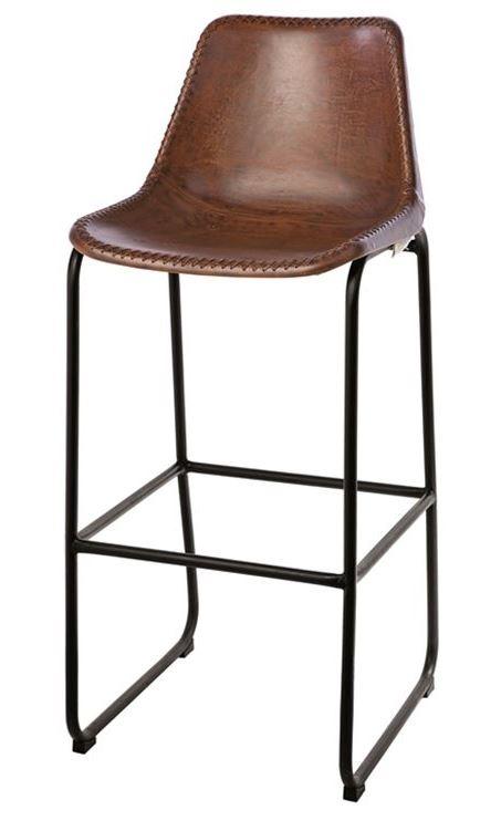 Hoge stoel