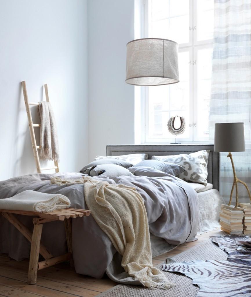 slaapkamer-inrichten-landelijk-bed-hout-aseptemberfeeling