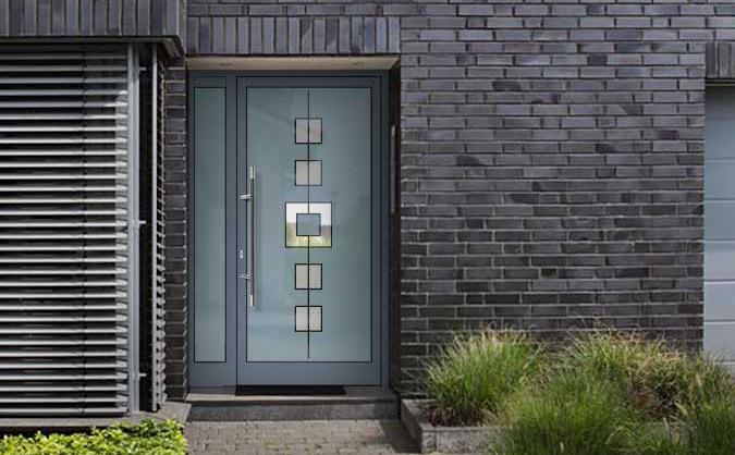 voordeur model-supreme-geheelglas