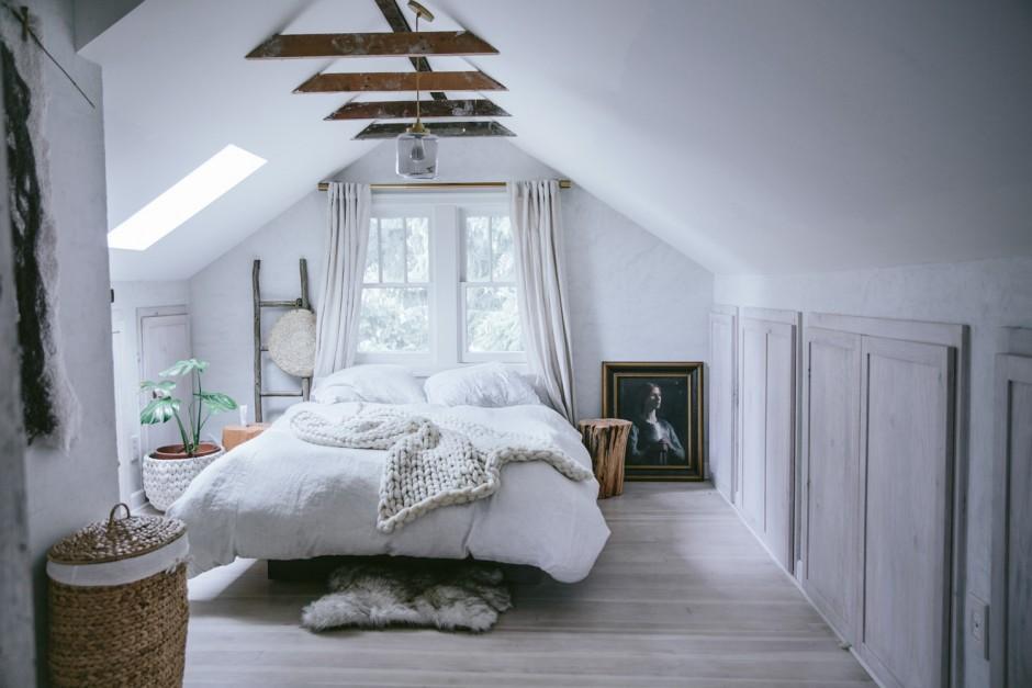Zolder Slaapkamer Inspiratie : 7x inspiratie voor een slaapkamer op zolder meubeltrack inspiratie