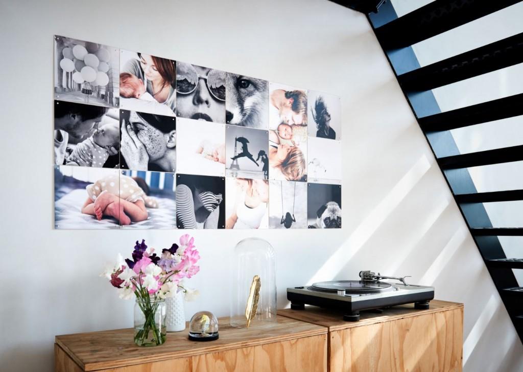 Creëer eenvoudig je eigen design wanddecoratie met IXXI ...