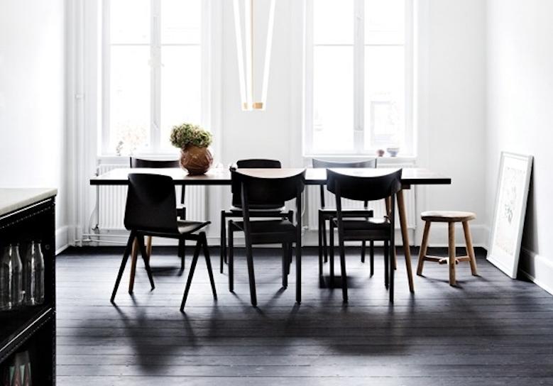 Houten vloer wit verven? dat kan beter! meubeltrack inspiratie
