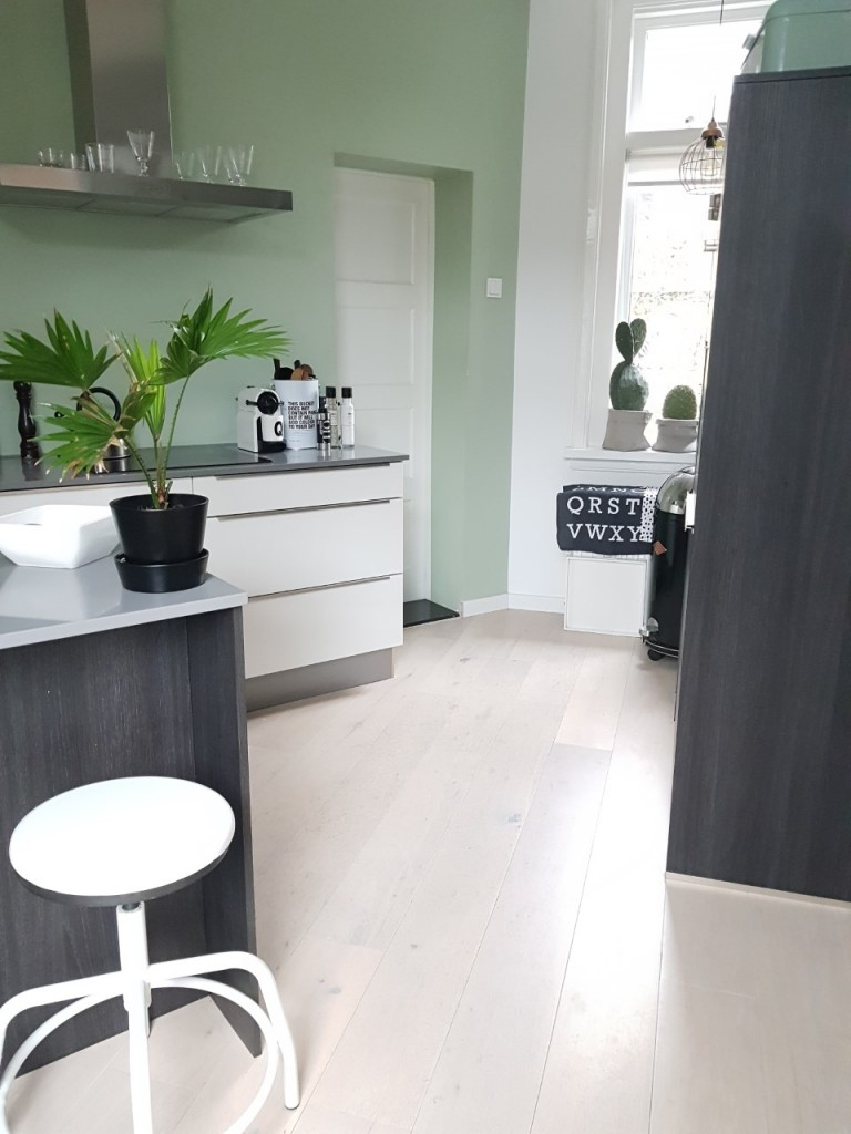 Keuken nu - rechts