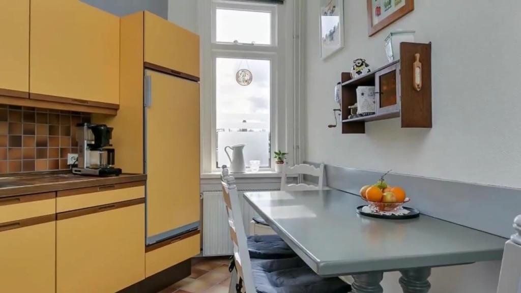 Keuken oud - koelkast