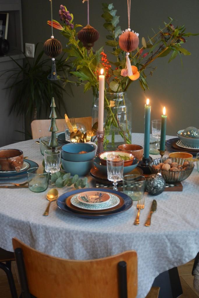 huizemus kersttafel styling