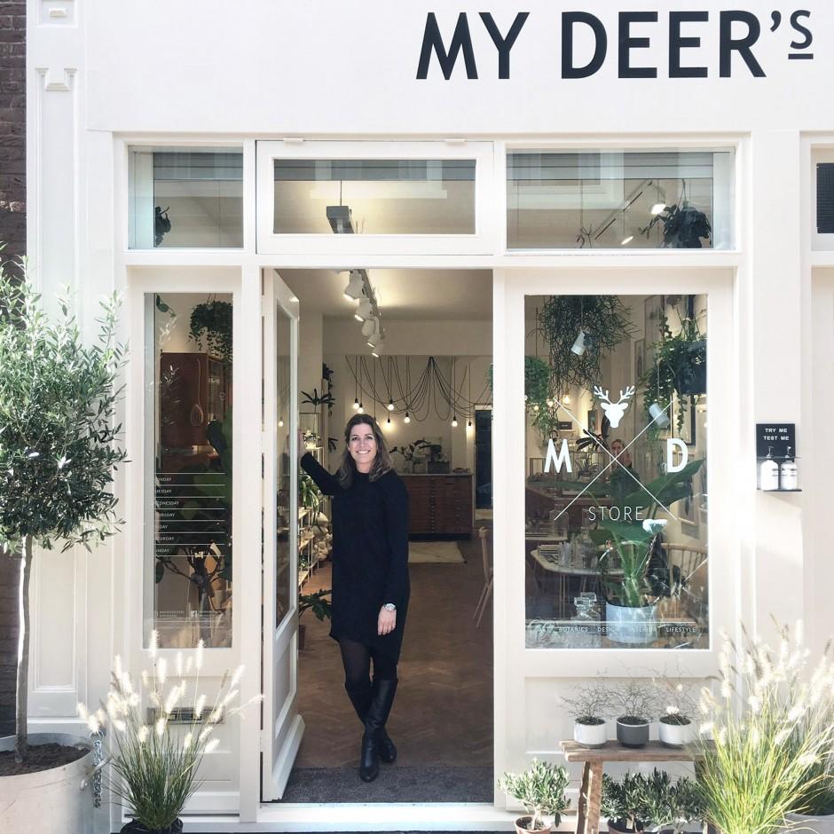 My Deer's Haarlem