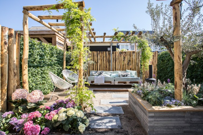 Eigen huis en tuin
